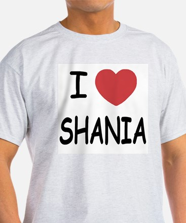 I heart Shania T-Shirt