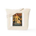 Women Power Poster Art Tote Bag