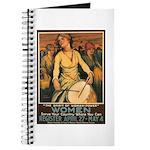 Women Power Poster Art Journal
