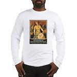 Women Power Poster Art Long Sleeve T-Shirt