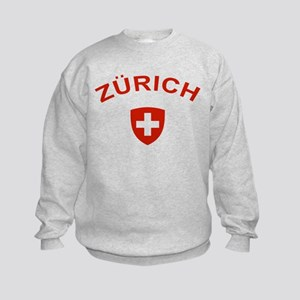 Zurich Kids Sweatshirt