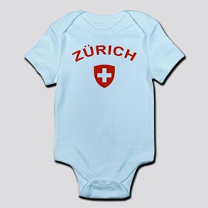Zurich Infant Bodysuit