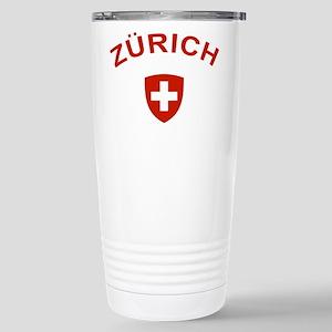 Zurich Stainless Steel Travel Mug
