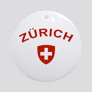 Zurich Ornament (Round)