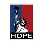 Liberty is Hope Mini Poster Print
