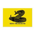 Don't Tread on Me! Mini Poster Print