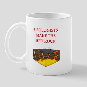 i love geology Mug