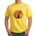 Eat Prey. Love. Yellow T-Shirt