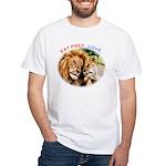 Eat Prey. Love. White T-Shirt