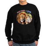 Eat Prey. Love. Sweatshirt (dark)