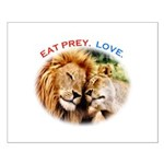 Eat Prey. Love. Small Poster