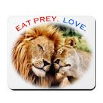 Eat Prey. Love. Mousepad