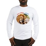 Eat Prey. Love. Long Sleeve T-Shirt