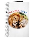 Eat Prey. Love. Journal