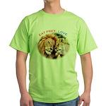 Eat Prey. Love. Green T-Shirt