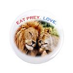 "Eat Prey. Love. 3.5"" Button"