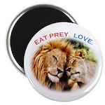 "Eat Prey. Love. 2.25"" Magnet (100 pack)"