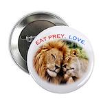 "Eat Prey. Love. 2.25"" Button (100 pack)"