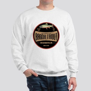 MONSTER TROUT BRAND Sweatshirt