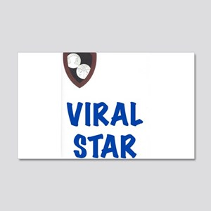 Viral Star Wall Decal