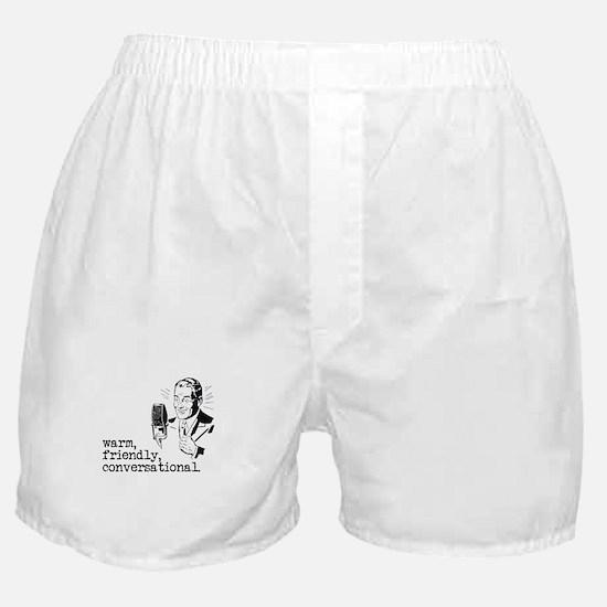 Warm, friendly... Boxer Shorts