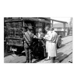 Bookmobile Postcards (Package of 8)