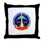 STS-133 Throw Pillow
