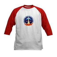 STS-133 Kids Baseball Jersey