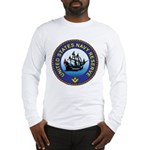 Masonic Naval Reserves Long Sleeve T-Shirt