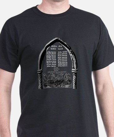 Salem Witch Trials T-Shirt