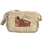 Wandmaker's Workshop Messenger Bag