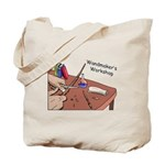 Wandmaker's Workshop Tote Bag