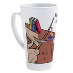 Wandmaker's Workshop 17 oz Latte Mug
