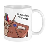 Wandmaker's Workshop Mugs