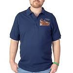Wandmaker's Workshop Dark Polo Shirt