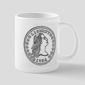 Liberty Coin Mug