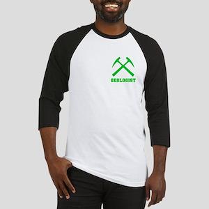 Geologist (green) Baseball Jersey
