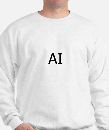 AI Assateague Island Logo Sweatshirt