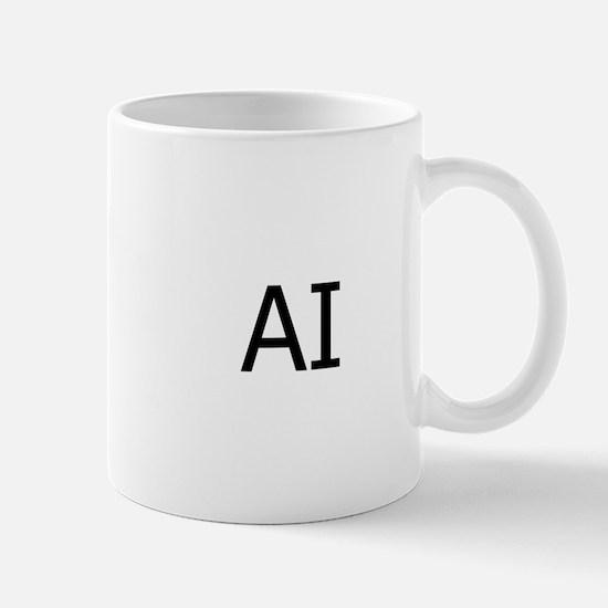 AI Assateague Island Logo Mug