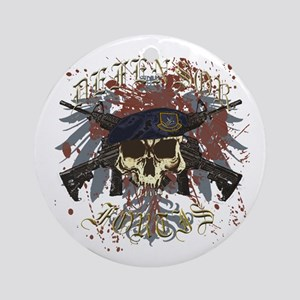 Security Forces Skull Urban I Ornament (Round)