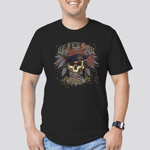Security Forces Skull Urban I Men's Fitted T-Shirt
