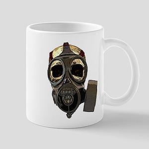BioSkull Mask Mug