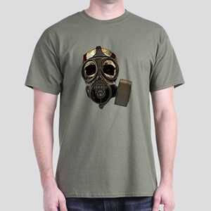 BioSkull Mask Dark T-Shirt