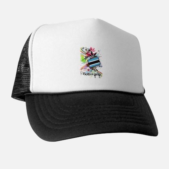 Flower Botswana Trucker Hat