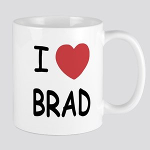 I heart Brad Mug