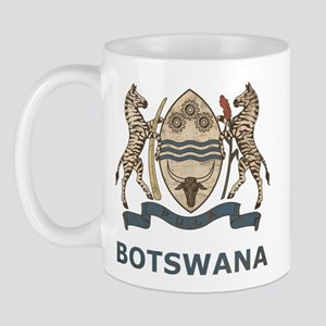 Vintage Botswana Mug