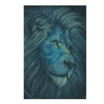Divine Lion Postcards (Package of 8)