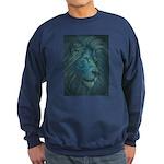 Divine Lion Sweatshirt (dark)