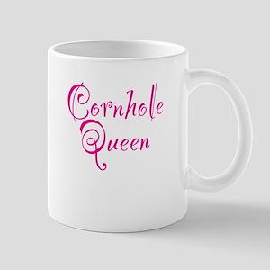 Cornhole Queen Mug