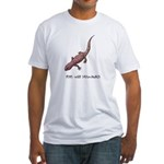 Plays With Salamanders Fitted T-Shirt